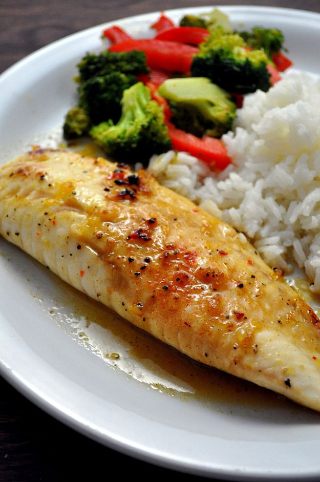 Tilapia Recipes - Sweet & Spicy Tilapia - Best Recipe Ideas for Tilapia Fish - Dinner, Lunch, Snacks and Appetizers - Healthy Foods, Gluten Free Low Carb and Keto Friendly Dishes - Salads, Pastas and Easy Weeknight Dinners, Lunches for Work - Broiled, Grilled, Lemon Baked, Fried and Quick Ways to Make Tilapia #fish #healthy #recipes