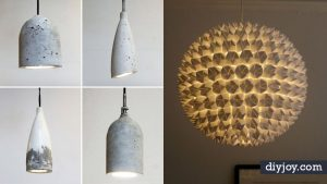 34 DIY Light Fixtures