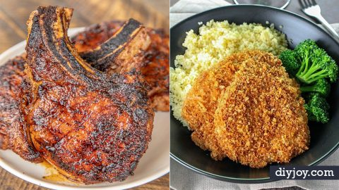 34 Pork Chop Recipes | DIY Joy Projects and Crafts Ideas