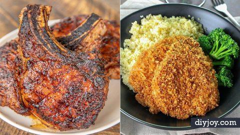 34 Pork Chop Recipes | DIY Joy Projects and Crafts Ideas