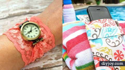 34 Quick Gifts You Can Sew | DIY Joy Projects and Crafts Ideas