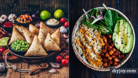 34 Vegan Recipes To Try Today | DIY Joy Projects and Crafts Ideas