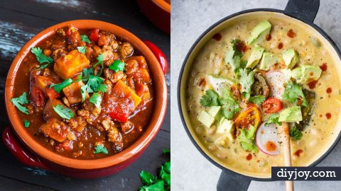 50 Chili Recipe Ideas | DIY Joy Projects and Crafts Ideas