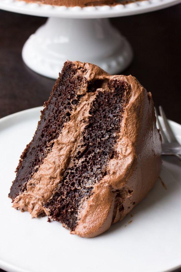 Vegan Recipes -Best Vegan Chocolate Cake - Best Vegan Recipe Ideas - Easy, Healthy Plant Based Foods - Gluten Free Breakfast, Lunch and Dessert - Keto Diet for Beginners  #vegan #veganrecipes