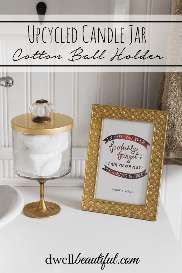 34 Cheap DIY Bathroom Ideas
