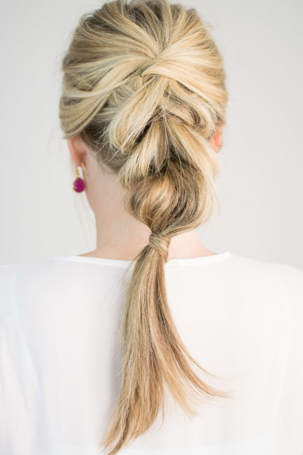 Holiday Hairstyles - Day to Night Holiday Hair - Cute DIY Hair Styles for Christmas and New Years Eve, Special Occasion - Updos, Braids, Buns, Ponytails, Half Up Half Down Looks #hairstyles