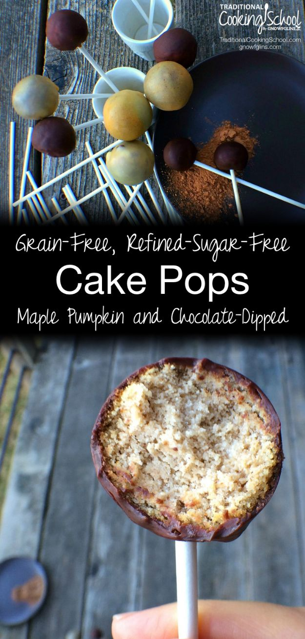 Cake Pop Recipes and Ideas - Grain-Free, Refined-Sugar-Free Cake Pops - How to Make Cake Pops - Easy Recipe for Chocolate, Funfetti Birthday, Oreo, Red Velvet - Wedding and Christmas DIY #cake #recipes