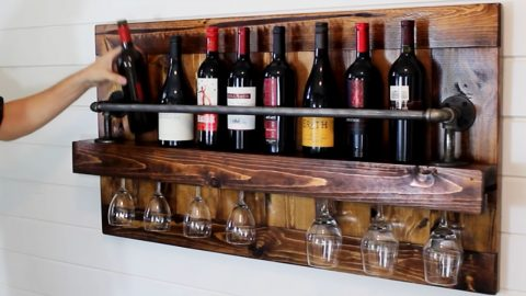 All Wine Lovers Should Have One Of These Mini Wine Cellars