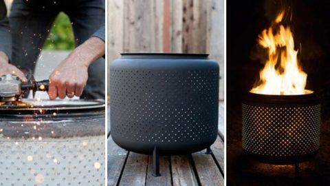 34 DIY Firepits For The Backyard   DIY Joy Projects and Crafts Ideas