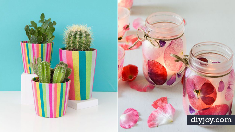 Easy Crafts For Adults You'll Love Making - 50 Fun DIYs ...