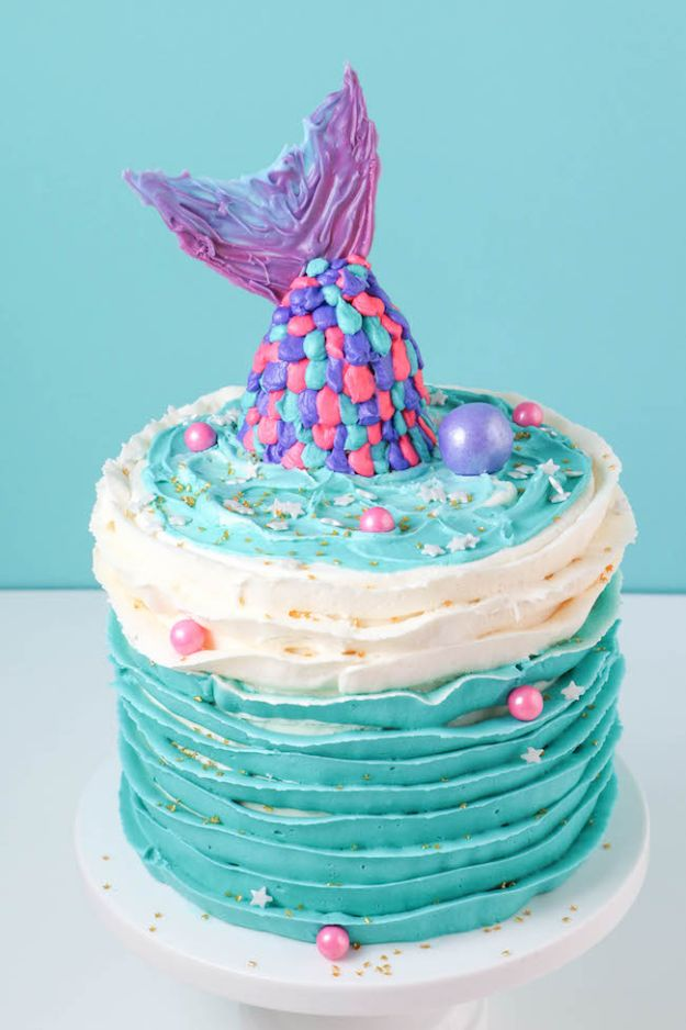 34 Diy Baby Shower Cakes