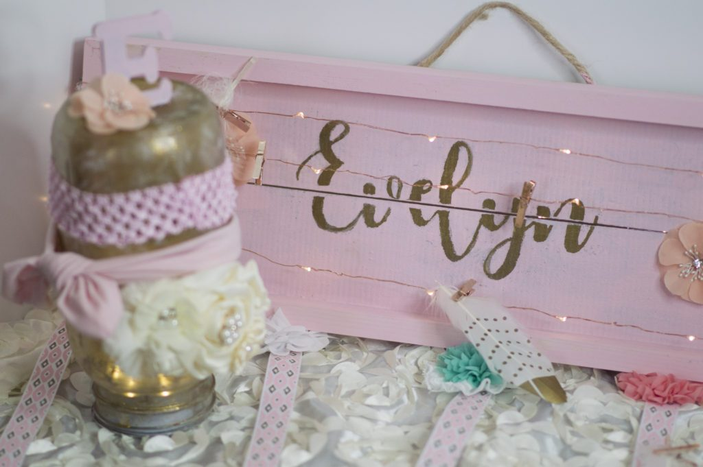 Fun DIY Ideas for Adults - Create a Gorgeous Custom Name Bow Holder with Lights - Easy Crafts and Gift Ideas , Cool Projects That Are Fun to Make - Crafts Idea for Men and Women