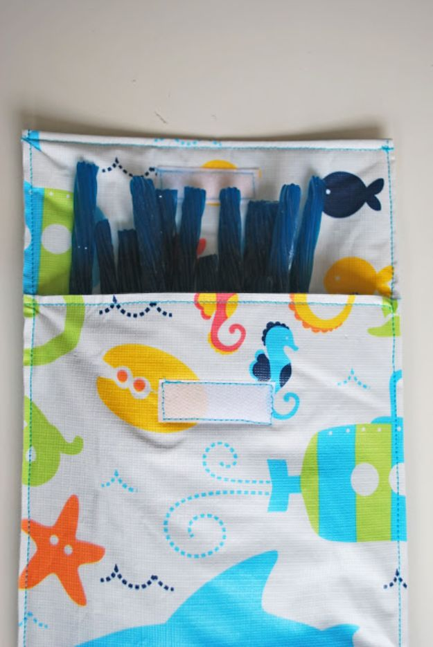 Sewing Projects for Fat Quarters - Reusable Snack Bags - Easy Ideas to Sew With a Fat Quarter - Quick DIY Gifts, Quilt, Placemats, DIY Baby Gift, Project for The Home, Kids, Christmas