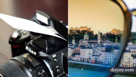 34 DIY Photography Hacks | DIY Joy Projects and Crafts Ideas