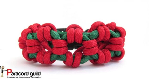 DIY Paracord Bracelet Ideas - Aztec Sun Bar Paracord Bracelet - Tutorials for Easy Woven Paracord Bracelets | Survival and Stitched Patterns With Instructions and How To