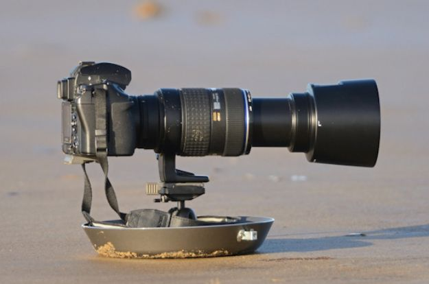 DIY Photography Hacks - DIY Ground Pod - Easy Ways to Make Photo Equipment and Props | Photo and Lighting, Backdrops | Projects for Shooting Best Photos
