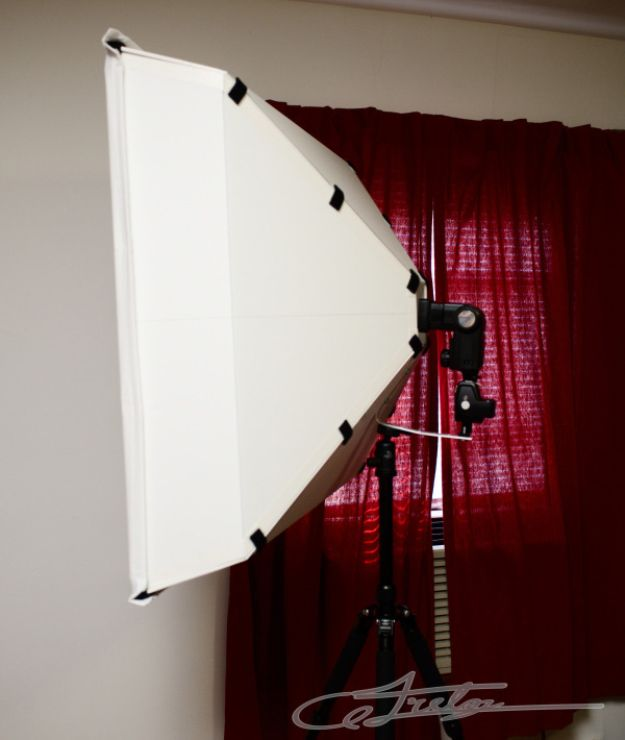 DIY Photography Hacks - DIY Soft Box - Easy Ways to Make Photo Equipment and Props | Photo and Lighting, Backdrops | Projects for Shooting Best Photos