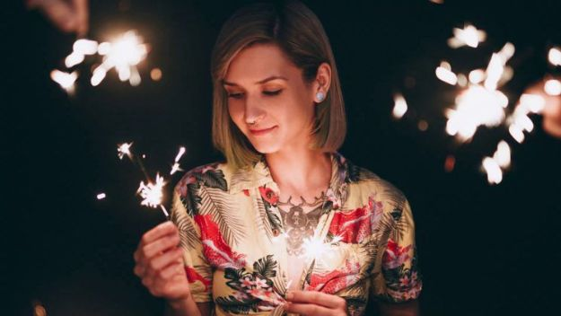 DIY Photography Hacks - Fireworks Filter - Easy Ways to Make Photo Equipment and Props | Photo and Lighting, Backdrops | Projects for Shooting Best Photos