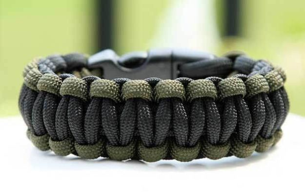 DIY Paracord Bracelet Ideas - Make A Survival Bracelet - Tutorials for Easy Woven Paracord Bracelets   Survival and Stitched Patterns With Instructions and How To