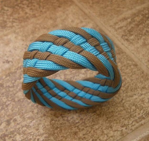 DIY Paracord Bracelet Ideas - Special Paracord Bracelets - Tutorials for Easy Woven Paracord Bracelets   Survival and Stitched Patterns With Instructions and How To