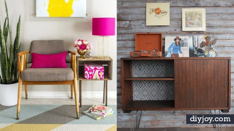 50 DIY Midcentury Modern Furniture Ideas | DIY Joy Projects and Crafts Ideas