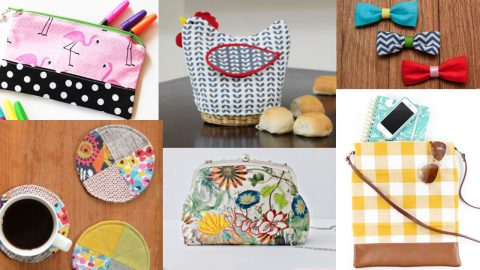 50 Sewing Projects to Make and Sell | DIY Joy Projects and Crafts Ideas