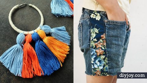 34 Boho Clothes and Jewelry Ideas | DIY Joy Projects and Crafts Ideas