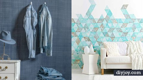 35 DIY Faux Finishes For Walls | DIY Joy Projects and Crafts Ideas
