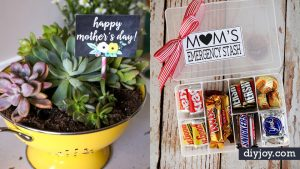 35 Cheap DIY Mothers Day's Day Gifts