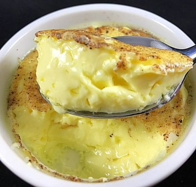 Instant Pot Desserts - Classic Egg Custard - Easy Dessert Ideas to Make in Your Instant Pot - Quick Cheesecake, Brownies, Cake - Healthy Idea With Fruit, Gluten Free