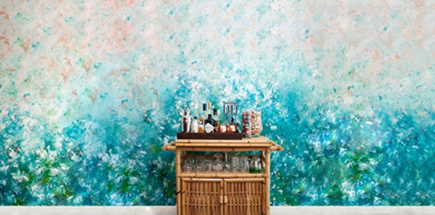 DIY Faux Finishes for Walls - Faux Finish Art Wall - Step by Step Tutorials for Do It Yourself Faux Finish Wall Textures - Rustic, Colour, Tuscan Style, Simple Metallic, Sponge Painting Techniques, Roller and Drag Texture