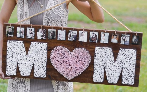 Cheap Mothers Day Gifts - Homemade Mother's Day Gift - Homemade Presents and Gift Ideas for Mom - Cute and Easy Things to Make For Mother