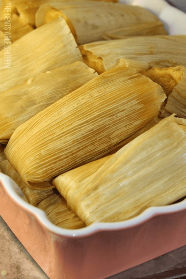Instant Pot Desserts - Mexican Tamales - Easy Dessert Ideas to Make in Your Instant Pot - Quick Cheesecake, Brownies, Cake - Healthy Idea With Fruit, Gluten Free