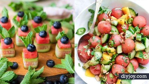 34 Best Watermelon Recipes | DIY Joy Projects and Crafts Ideas