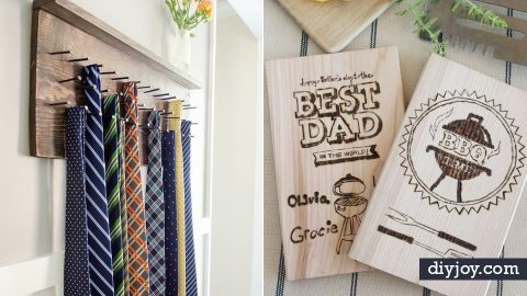 34 Father's Day Gifts To Make For Dad   DIY Joy Projects and Crafts Ideas