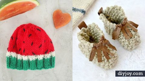 34 Knitting Ideas for Baby   DIY Joy Projects and Crafts Ideas