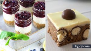 35 No Bake Dessert Recipes