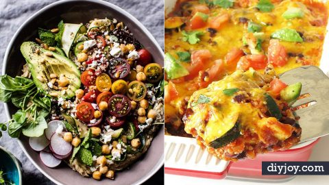 35 Quinoa Recipes To Make Healthy Meals Exciting | DIY Joy Projects and Crafts Ideas
