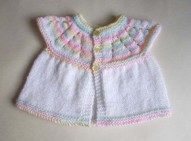 DIY Knitting Ideas for Baby - All-in-one Knitted Baby Top - Easy Blanket, Hat, Booties, Toys and Sweater Tutorials to Knit for Babies - Boy and Girl Clothes and Nursery Decor for Gifts