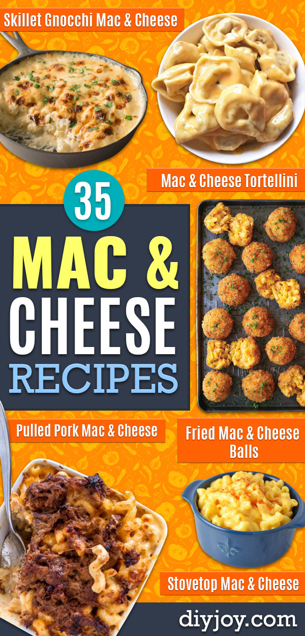 Mac and Cheese Recipes | Easy Recipe Ideas for Macaroni and Cheese - Quick Side Dishes
