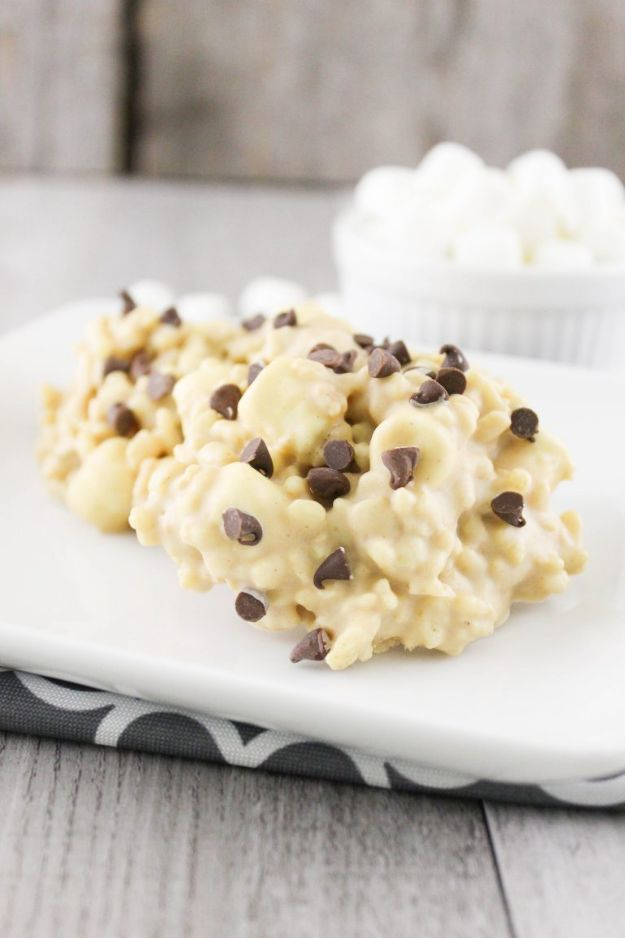 No Bake Desserts | No Bake Avalanche Cookies - Quick Dessert Ideas and Easy Sweets You Can Make Without Baking - Healthy Cookies and Pie