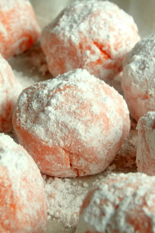 No Bake Desserts | No Bake Orange Creamsicle Truffles - Quick Dessert Ideas and Easy Sweets You Can Make Without Baking - Healthy Cookies and Pie