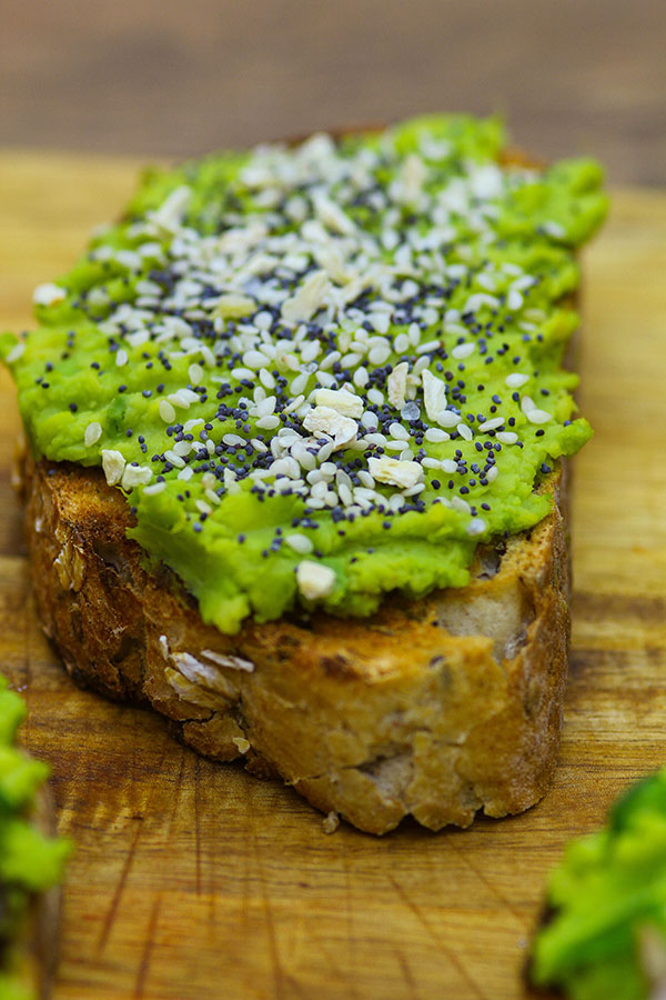 Everything Bagel Avocado Toast Recipes - How to Make Avocado Toast 6 Ways - Variations With Instructions Step by Step Video Tutorial