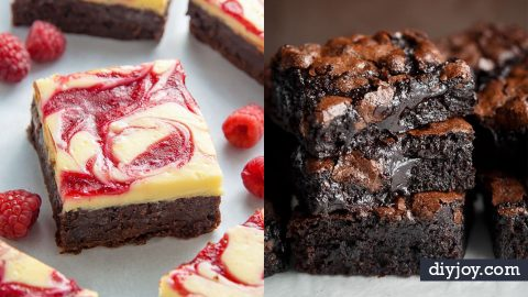 50 Best Brownie Recipes | DIY Joy Projects and Crafts Ideas