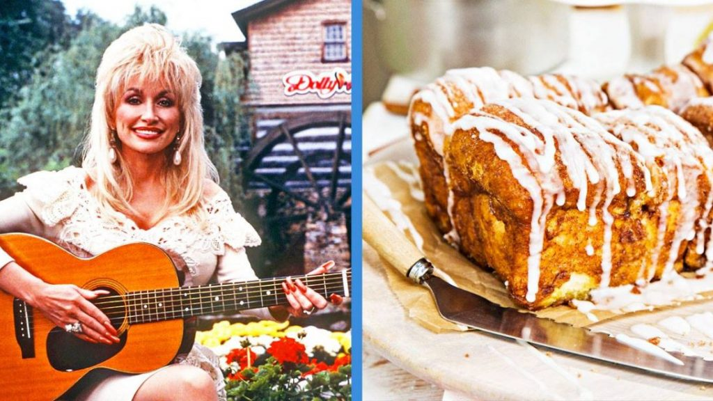 Celebrity Inspired Recipes - Dolly Parton's Dollywood Cinnamon Bread - Healthy Dinners, Pies, Sweets and Desserts, Cooking for Families and Holidays - Crock Pot Treats