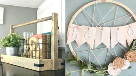 34 Joanna Gaines Inspired DIY Gifts | DIY Joy Projects and Crafts Ideas