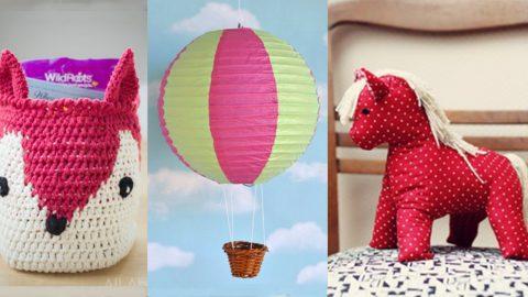 34 Creative DIY Nursery Decor Ideas for Boys   DIY Joy Projects and Crafts Ideas