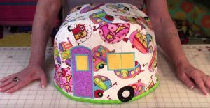 This Camper Toaster Cover Just May Be The Cutest Thing You'll Ever Make
