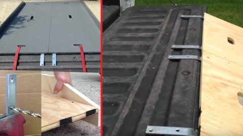 Build This For $30 And You'll Have The Perfect Excuse To Buy That ATV You've Been Dreaming Of | DIY Joy Projects and Crafts Ideas