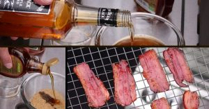 If You Have A Grill and an Hour, We Bet You've Got Everything You Need For Easy Bourbon Candied Bacon